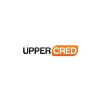 Logotipo do projeto UPPERCRED, Logo e Cartao de Visita, Computador & Internet