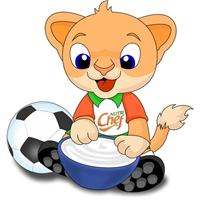 NUTICHEF Kids, Anúncio para Revista/Jornal, Alimentos & Bebidas