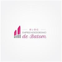 Blog Empreendedorismo de batom, Logo, Marketing & Comunicação