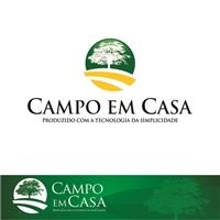 Campo em Casa - Logomarca, Logo, Alimentos & Bebidas