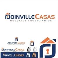Joinville Casas, Logo, Imóveis