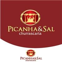 Picanha & Sal, Logo, Alimentos & Bebidas