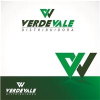 Distribuidora Verde Vale, Logo, Computador & Internet