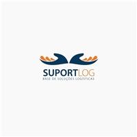 SUPORTLOG, Logo, Logística, Entrega & Armazenamento