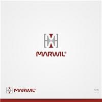 MARWIL, Logo e Cartao de Visita, Metal & Energia