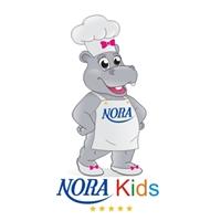 Hipopótamo linha Nora kids, Anúncio para Revista/Jornal, Alimentos & Bebidas