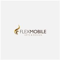 FLEX MOBILE - Arte e Design, Logo, Decoração & Mobília