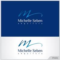 MICHELLE SEBEN ARQUITETA, Logo, Construção & Engenharia