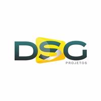 Logo DSG Projetos, Logo, Consultoria de Negócios
