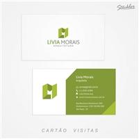 Livia Morais Arquitetura, Fachada Comercial, Arquitetura