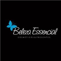 Beleza Essencial cosméticos e presentes, Logo, Beleza