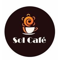 Sol Café, Logo, Alimentos & Bebidas