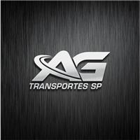 AG TRANSPORTES SP, Logo, Logística, Entrega & Armazenamento