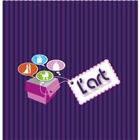 L'ART, Tag, Adesivo e Etiqueta, Artes & Entretenimento