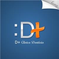 D+ Clínica Dentária, Logo, Saúde & Nutrição