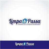Limpa&Passa-  Passadoria e Limpeza Residencial, Logo, Limpeza & Serviço para o lar