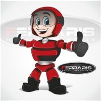 Mascote para Ferraris, Folheto ou Cartaz (sem dobra), Metal & Energia