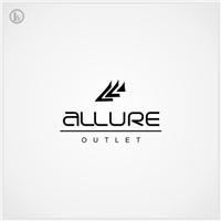ALLURE OUTLET, Tag, Adesivo e Etiqueta, Computador & Internet