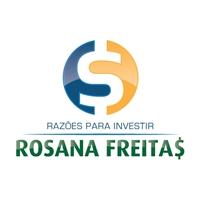 Razoes para Investir e em baixo Rosana Freita$, Logo, Contabilidade & Finanças