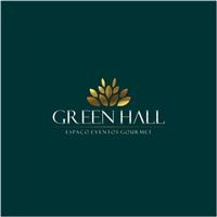 Logomarca para Green Hall Espaço Eventos Gourmet, Logo, Planejamento de Eventos e Festas