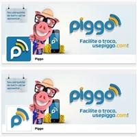 PIGGO - Mobile payment com foco em TROCO ELETRONICO, Manual da Marca, Computador & Internet
