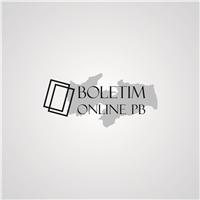 BOLETIM ONLINE PB, Logo, Educação & Cursos