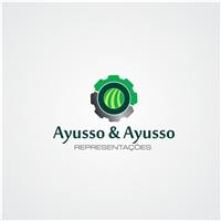 Ayusso & Ayusso Representaçoes, Logo, Metal & Energia