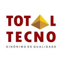 Total Tecno, Logo, Metal & Energia