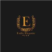 Estilo Elegante, Logo, Roupas, Jóias & Assessorios