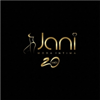 JANI MODA INTIMA, Logo e Cartao de Visita, Roupas, Jóias & Assessorios