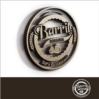 Barril Roraima, Logo, Alimentos & Bebidas