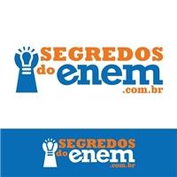 Logotipo Segredos do Enem, Logo e Cartao de Visita, Artes & Entretenimento