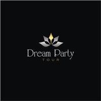 Dream Party Tour, Logo, Computador & Internet