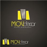 Movdecor Móveis Planejados, Logo, Decoração & Mobília