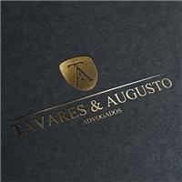 Tavares e Augusto Advogados, Logo, Advocacia e Direito