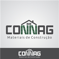 CONNAG Materiais de contruçao, Logo, Construção & Engenharia