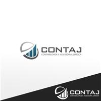 CONTAJ - CONTABILIDADE E ASSESSORIA JURIDICA, Logo, Contabilidade & Finanças