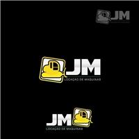 JM CONSULTORIA & SERVIÇOS, Logo, Metal & Energia