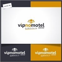 Vip no Motel, Logo e Papelaria (6 itens), Viagens & Lazer