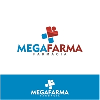 MEGAFARMA, Logo, Saúde & Nutrição