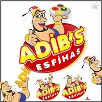 ADIB'S ESFIHAS, Anúncio para Revista/Jornal, Alimentos & Bebidas