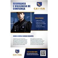 Email mkt Cavisa, Cardápio, Segurança & Vigilância