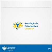 Logo para associaçao de estudantes, Tag, Adesivo e Etiqueta, Educação & Cursos