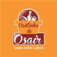 Cantinho do Osair, Logo, Alimentos & Bebidas