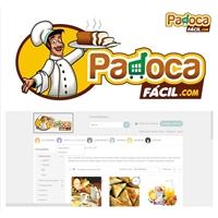 Padoca Fácil, Logo, Alimentos & Bebidas