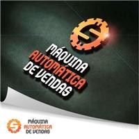 Máquina Automática De Vendas, Logo, Computador & Internet