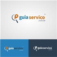guiaservico.com.br, Logo, Computador & Internet
