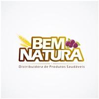Bem Natura - Distribuidora de Produtos Saudáveis, Logo, Alimentos & Bebidas
