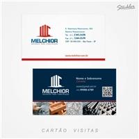 Melchior Materiais para Construçao, Fachada Comercial, Construção & Engenharia