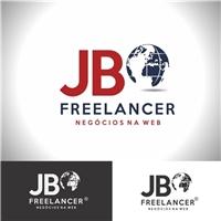 Título: JB FREELANCER. Subtítulo: Negócios na Web, Logo, Computador & Internet